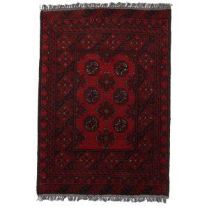Vlněný koberec  Aqcha 77 x 114  koberec do obývačky / koberec do spalne