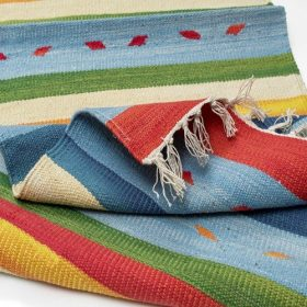 Indický Kilim koberec