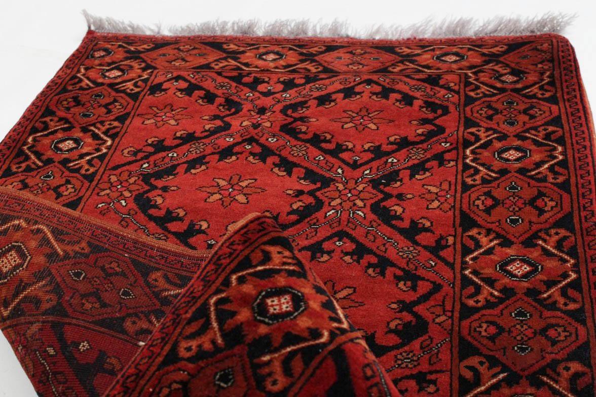 Khal Mohammadi - vynálezca farieb afganského koberca