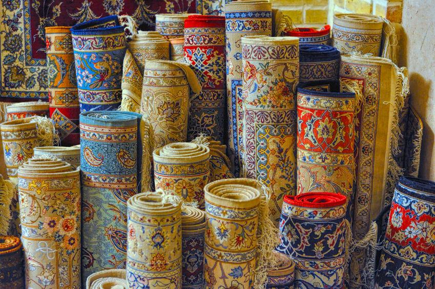 Zaujímavosti: pár dôležitých informácií o perzských kobercoch